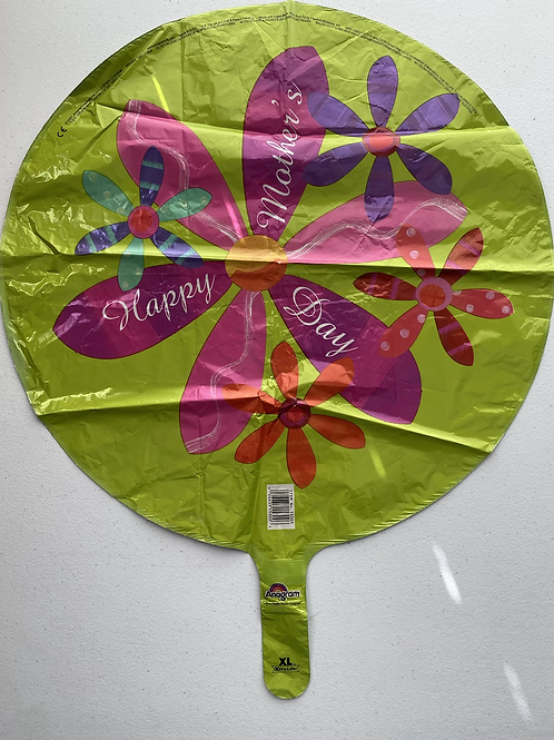 Happy Mothers Day Foil Balloon