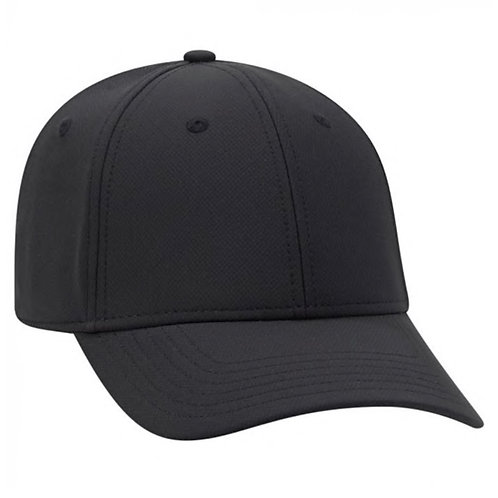 Low Profile Cool Comfort Fitted Flex Baseball Cap