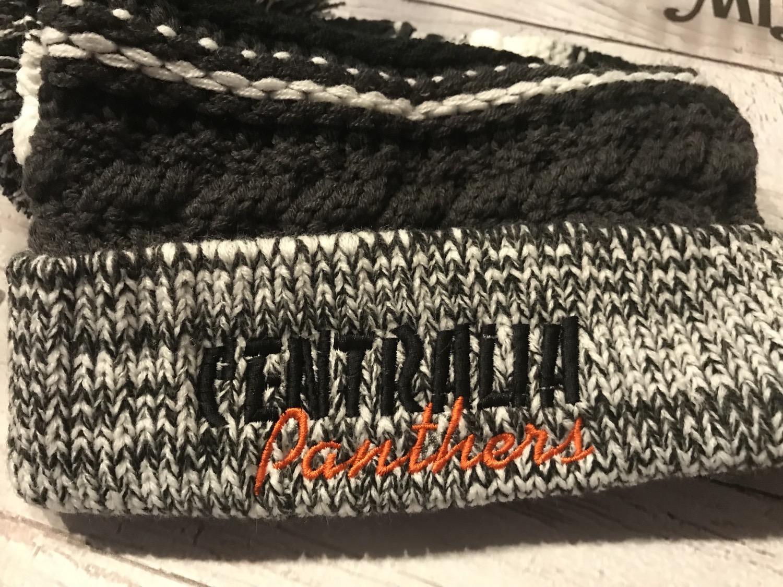 Thumbnail: PomPom Stocking Hat