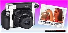 Polaroidmeisjes huren   We Arrange