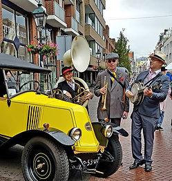 Dixieland Trio Huren | We Arrange