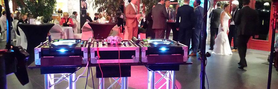 Lounge DJ voor Bruiloft