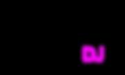 logo loungedj.nl web logo boven (zwart m