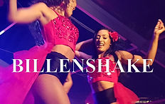 Billenshake Party Concept   We Arrange