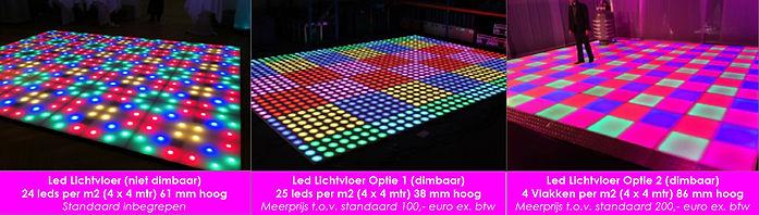 We Arrange Jaren 70-80-90 Lichtvloeren
