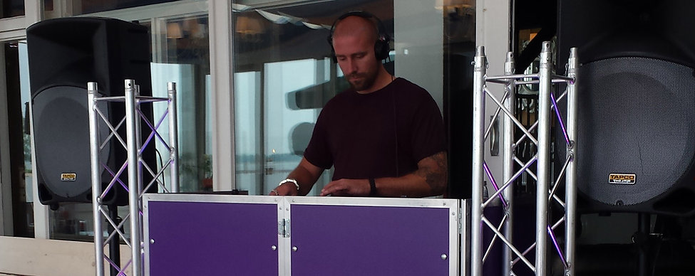 DJ Kymare boeken, DJ Kymare huren