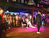 We Arrange Drive-in Show Bruiloft Voorbe