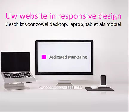 Dedicated Marketing Webdesign Rotterdam