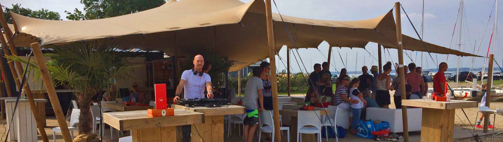 Lounge DJ voor iedere gelegenheid