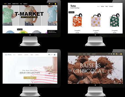 Dedicated Marketing | Webshop Webwinkel laten maken