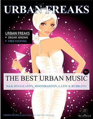 Urban Freaks Concept Huren | We Arrange