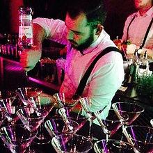 Cocktailshaker huren, Cocktailshaker boeken