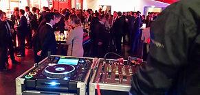 Lounge DJ Huren voor Bedrijfsfeest