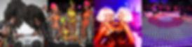 Disco Freaks 70's, 80's & 90's Party Boeken, Huren