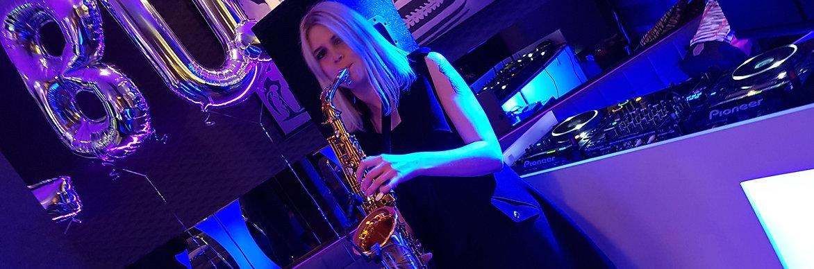 Saxofonist boeken, Saxofonist huren