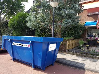 TuinEnKlus4U Afval Container
