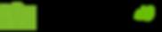 Fotograaf4u logo zwart met nwe groene te