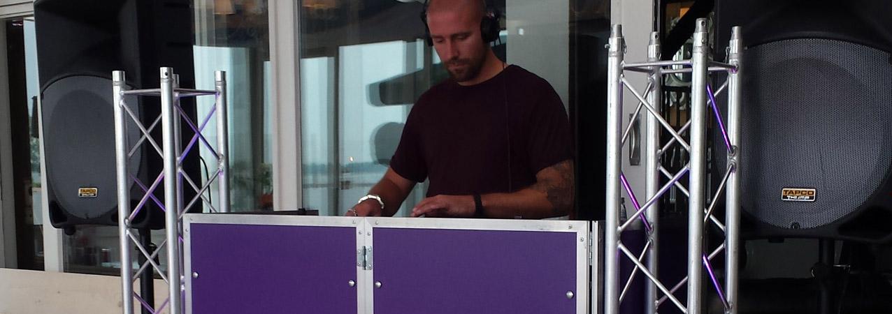 Een ervaren Lounge DJ boeken?