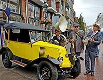 Dixieland Trio boeken   We Arrange