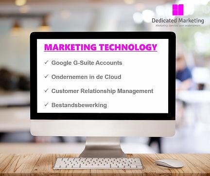 Dedicated Marketing - Marketing Technolo