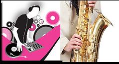 DJ & Saxofonist Boeken, DJ & Saxofonist Huren