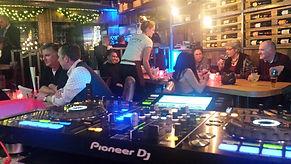 Lounge DJ Huren voor Restaurant