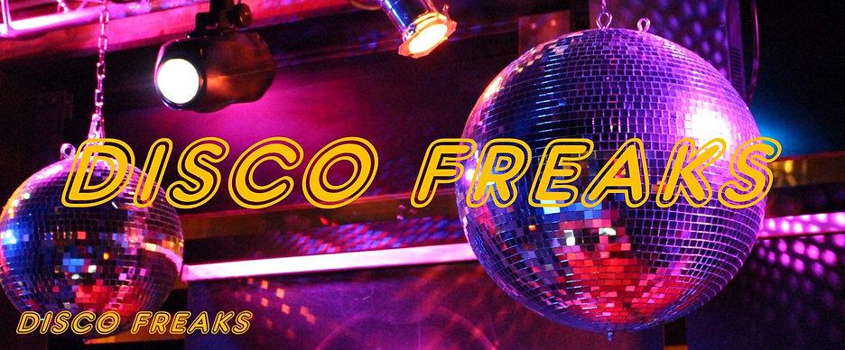 Disco Freaks 70's,80's & 90's disco feest