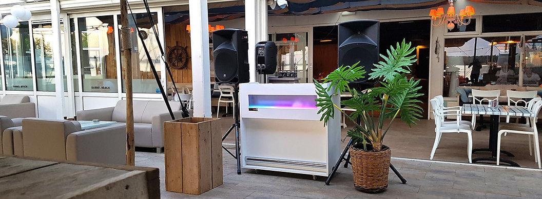 Drive-in Show met Lounge DJ Huren