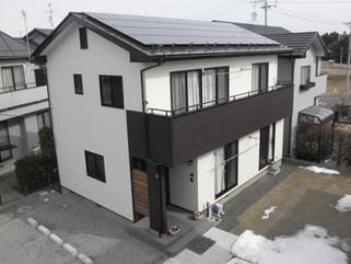 【設置の決め手】福島市 益子 靖弘 様邸