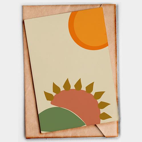 Gift Card Sol Nascente