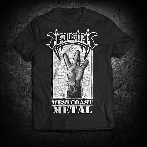 West Coast Metal T-Shirt