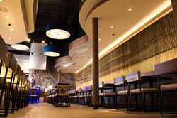 Blue Smoke Sushi Lounge Interior