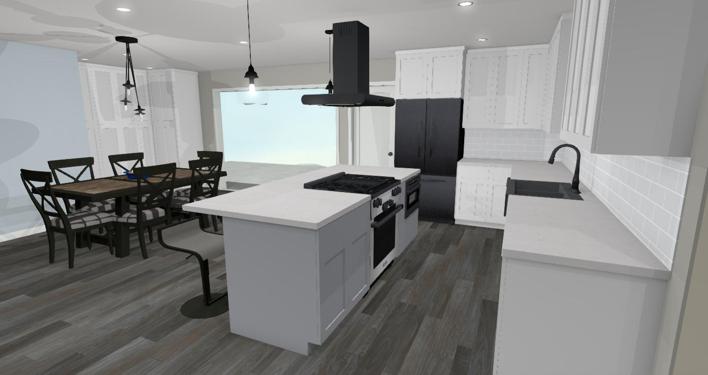 Hsieh Residence-Kitchen3D.3a