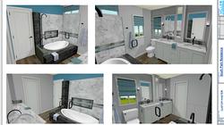 Conceptual Design 3D views