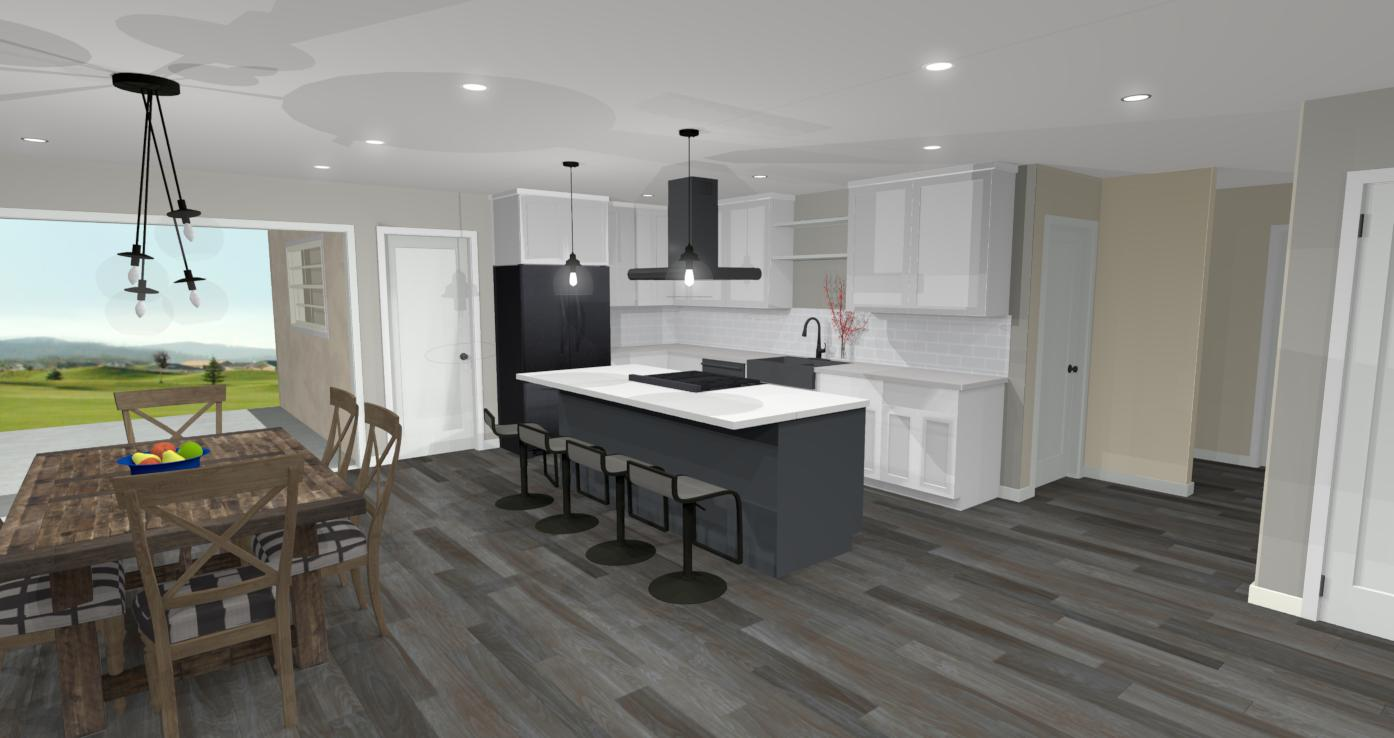 Hsieh Residence-Kitchen3D.1