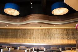 Blue Smoke Sushi Lounge Interior Custom Designs