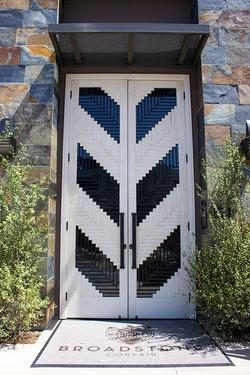Custom Entry Doors