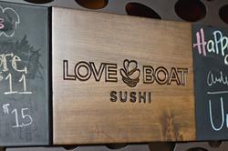 Love Boat Sushi in San Marcos