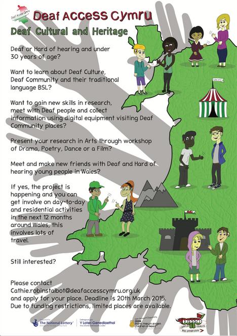 Deaf Access Cymru