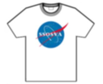 SSOSVA Spce Cadet t-shirt