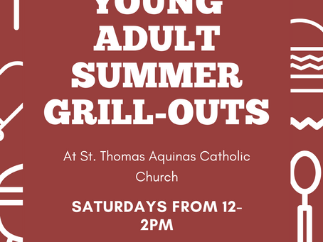 Announcing - Young Adult Ministry!