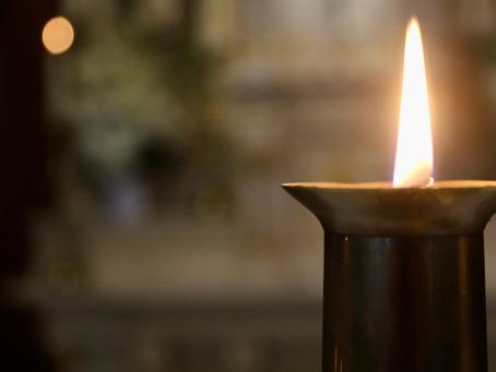 Advent Prayer Service December 19!