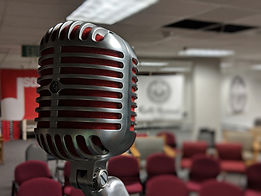 microphone for live show
