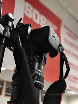 filming music videos camera