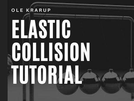 Elastic Collision Tutorial