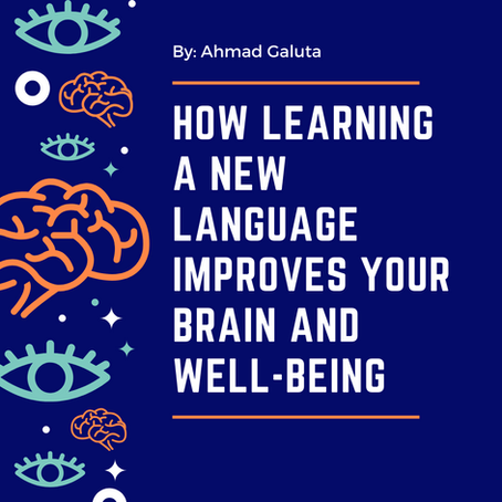 How learning a New Language Improves your Brain and Well-Being