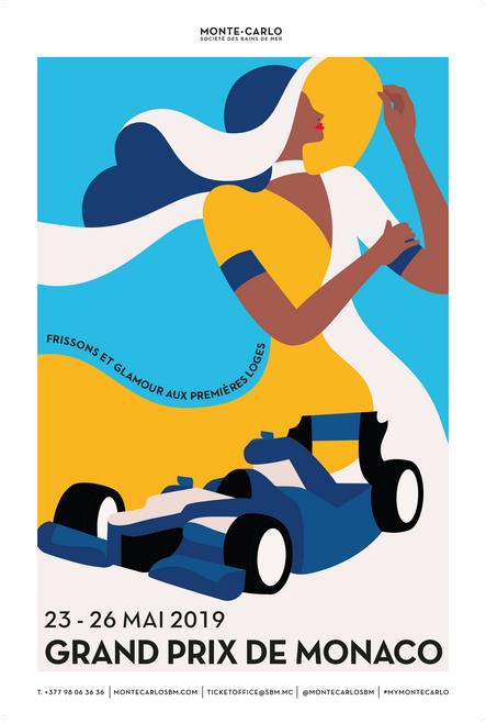 SBM Grand Prix de Monaco