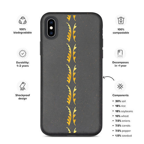 100% Compostable Phone Case