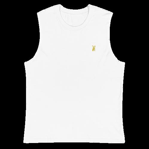 100% Cotton Muscle Shirt