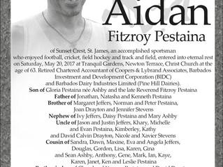 Aidan Pestaina